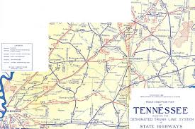 Map Tennessee Nc U0026stl Preservation Society