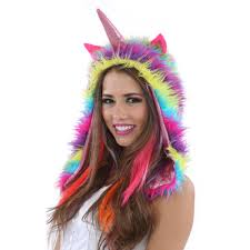 Unicorn Halloween Costume For Kids by Unicorn Hoodie Halloween Costume Walmart Com