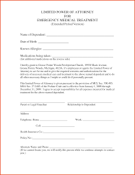 Free Power Of Attorney Form Michigan by Limited Power Of Attorney Form Texas Limited Power Of Attorney