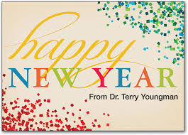 new year post cards themed new years postcards smartpractice