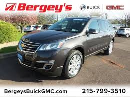 chevrolet traverse 7 seater used 2015 chevrolet traverse for sale souderton pa 6176d