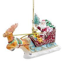 cheap santa sleigh ornament find santa sleigh ornament deals on