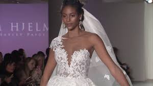 Hayley Paige Spring 2017 Wedding by Jim Hjelm By Hayley Paige Spring 2017 Collection Youtube