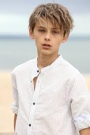 boy model richie set william franklyn miller dubbed world s most handsome boy daily