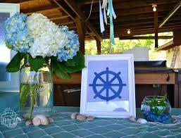 Nautical Baby Shower Ideas Pinterest Ahoy Its A Boy Life Is Sweet