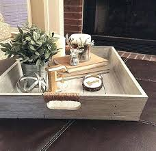 Decorative Trays For Coffee Table Decorative Tray For Coffee Table Gmsousa