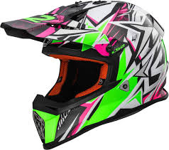 kids motocross helmets ls2 motorcycle motocross sale online high quality guarantee