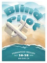 Blind Piolet Blind Pilot Posters Third Eye Industries