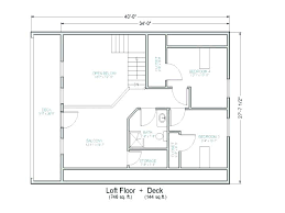 simple cabin floor plans simple cabins plans plans for houses withal cottage floor plan
