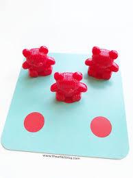 polka dot math game for kids
