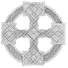 celtic mandala coloring pages coloring