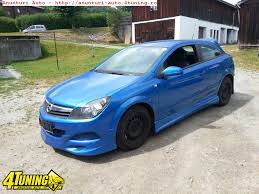 opel astra 2005 tuning opel astra astra h gtc 26768