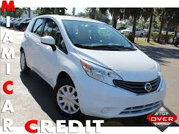 nissan versa note 2016 used nissan versa note s plus at miami car credit llc serving