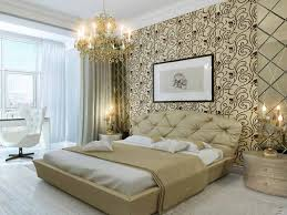 Wonderful Wallpaper Design For Bedroom Interior  Home Ideas - Wallpaper design for bedroom