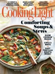 cooking light subscription status cooking light magazine october 2016 edition texture unlimited
