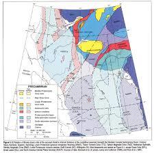 Calgary Alberta Canada Map by Atlas Of The Western Canada Sedimentary Basin