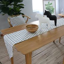 Coffee Table Runners Online Get Cheap Table Runner Gray Aliexpress Com Alibaba Group