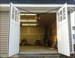 understanding swing open garage doors