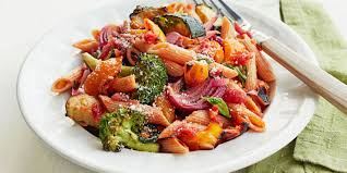 Roasted Vegetable Recipes by Roasted Veggie Penne Recipe