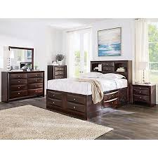 Emily Collection Master Bedroom Bedrooms Art Van Furniture - Bedroom sets at art van