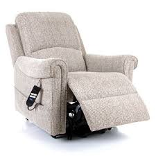 Riser Recliner Chairs Elmbridge Riser Recliner Fabric Electric Riser Recliners