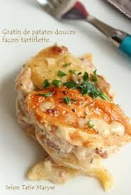 comment cuisiner les patates douces recettes ce gratin de patate douce deviendra votre préféré