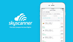 sky scanner choosing the best travel dates on skyscanner ux collective