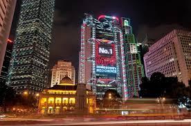 hsbc si e hsbc zentrale hong kong china showcase traxon technologies