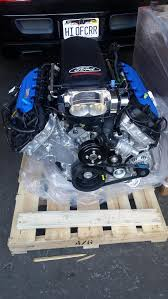 ford performance mustang 5 0l 4v dohc aluminator xs crate engine m