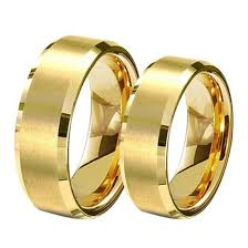 gold bands rings images Buy gold band rings tungsten wedding bands in comfort fit jewelry jpg