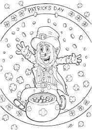 articles with st patricks day coloring pages printables tag