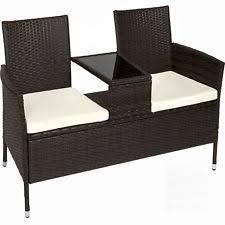 divanetti da esterno economici sedie da esterno marrone in polyrattan ebay