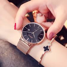 luxury gold bracelet watches images Gimto brand luxury gold women watches steel quartz ladies rose jpg