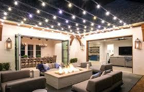 outdoor patio string lights landscape string lights patio string lights white solar patio