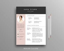 contemporary resume template free download cv design template free word free creative word resume templates