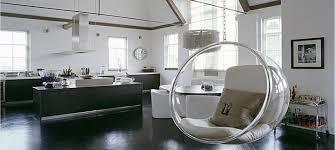 siege boule suspendu fauteuil suspendu design
