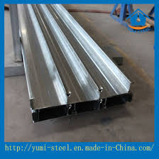 Yumi Floor L China Galvanized And Corrugated Steel Closed Type Floor Decking