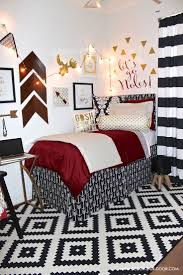 Black And White And Red Bedroom - bedding set red and black bedding awesome red black and white