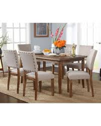 driftwood dining room table spectacular deal on simple living provence dining set 7pc provence