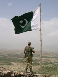 Photo Editor Pakistan Flag Soldier Martyred In Landmine Blast Pakistan Today