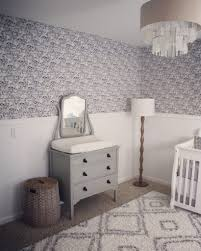 fabric wallpaper beadboard oasis project nursery