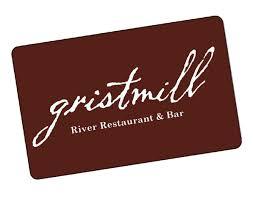 restaurant gift card gruene historic district company store gristmill restaurant