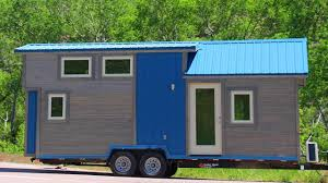 Fanciest Tiny House by The Most Perfect Tiny House Design Blue Sapphire By Simblissity