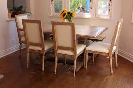 Armchairs For Dining Room Dining Room Astounding Three Non Armchairs Wooden Dining Table