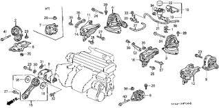 honda online store 1992 accord engine mount parts