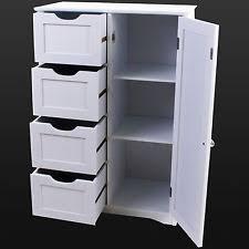 Bathroom Drawers Storage Bathroom Storage Drawers Ebay