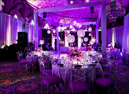 purple decorations wedding decoration ideas table purple and silver wedding