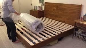love mattress nest bedding love sleep mattress unboxing youtube