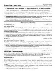 Project Lead Resume Sample by Software Project Leader Resume Sample Best Template