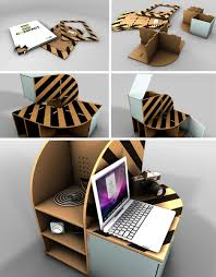 Chair Boxes Moving 15 Flat Pack Furniture Designs U0026 Ideas For Saving Space Urbanist
